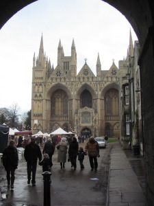Peterborough Historic Fayre by day