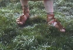 frosty-feet